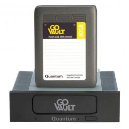 GoVault 1600, 1 cartouche de 80 Go, interface SATA