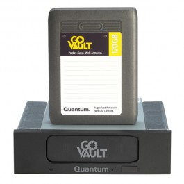 GoVault 2400, 1 cartouche de 120 Go, interface SATA