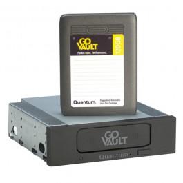 GoVault 2400, 2 cartouches de 120 Go, interface SATA