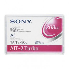 Sony Cartouche de données AIT-2 Turbo - 80/208 Gb (MIC)