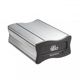 GoVault 2400, 2 cartouches de 120 Go, interface USB