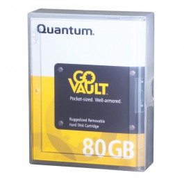 GoVault cartouche de 80 Go