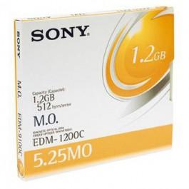 Sony Disque magnéto-optique - 1,2 Gb REW
