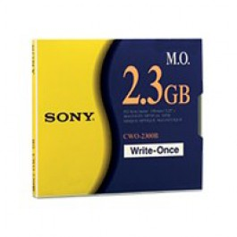 Sony Disque magnéto-optique - 2,3 Gb WORM