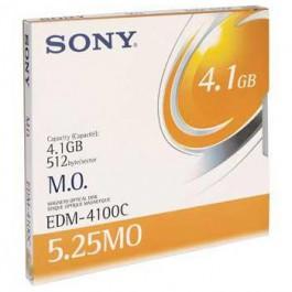 Sony Disque magnéto-optique - 4,1 Gb REW