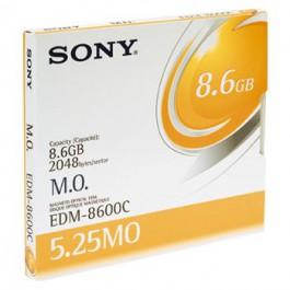 Sony Disque magnéto-optique - 8,6 Gb REW