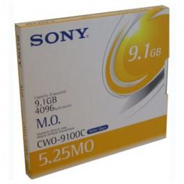 Sony Disque magnéto-optique - 9,1 Gb WORM