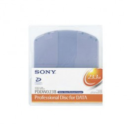 Sony Disque magnéto-optique PDD WORM - 23GB