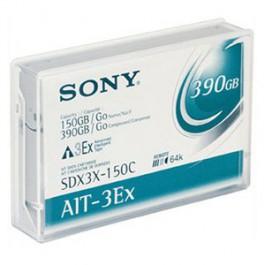 Sony Cartouche de données AIT-3Ex MIC - 150/390Gb