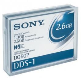 Sony Cartouche de données DDS-1 1,3/2,6 GB