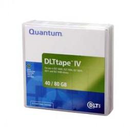 Quantum Cartouche de données DLTtape IV - 40/80GB