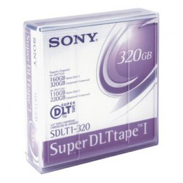 Sony Cartouche de données SDLT-1 160/320 GB