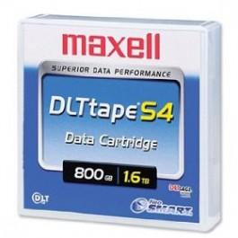 Maxell Cartouche de données SDLT-3 / DLT-S4 - 800/1.6TB