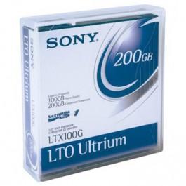 Sony Cartouche de données LTO-1 Ultrium REW 100/200GB
