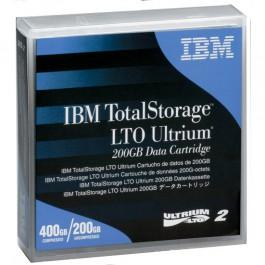 IBM Cartouche de données LTO-2 Ultrium 200/400GB
