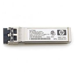 HP Fibre Channel transceiver 8Gb/s SFP+ (AJ718A)