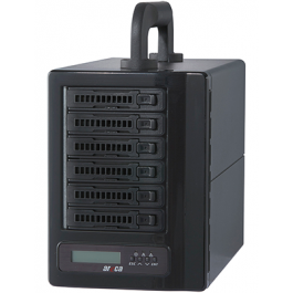 """ARECA ARC-8050T3-6M, pour disque 2,5"""" interface Thunderbolt3"""