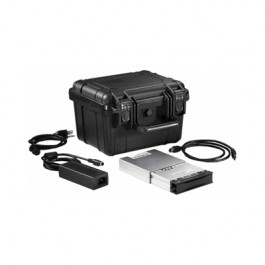 Kit DCP#3 de transport CRU Digital Cinema DX115 DC USB3.0 et eSATA de capacité 500 Go