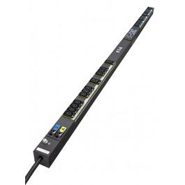 Eaton PDU G3 manageable ZéroU 10 Ampères IEC320 C20 - 20 prises IEC C13 & 4 prises IEC C19