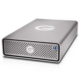G-Technology G-DRIVE Pro Thunderbolt 3 SSD 3.84 TB - 0G10286
