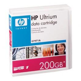 HP Cartouche de données LTO-1 Ultrium 100/200GB