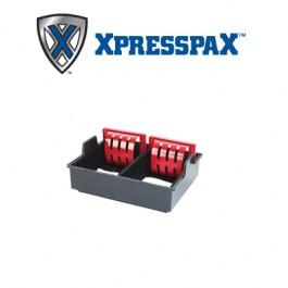 XpresspaX insert valise de transport pour bandes mm, 8mm et médias mixtes