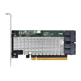 HighPoint carte contrôleur RAID NVME série U2