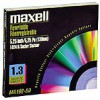 Maxell Disque magnéto-optique REW - 1,2 Gb