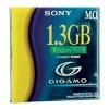 Sony Disque magnéto-optique GigaMo 1,3Gb