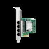 Carte réseau serveur Ethernet 4 ports HP NC365T