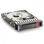 "HP Disque Entreprise SAS 300GB Double Port 10K 2,5"""