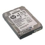 "HP Disque Entreprise SAS 600GB 10K rpm 2,5"""