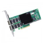 Carte réseau convergent Ethernet Intel XL710-QDA2