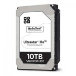 HGST ULTRASTAR He10 10TB, 512e Secure Erase, SATA 6Gb/s
