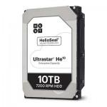 HGST ULTRASTAR He10 8TB, 512e ISE, SAS 12Gb/s