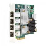 Adaptateur de bus hôte HP 3PAR StoreServ 20000 4 ports 12 Gbits SAS