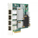 Adaptateur de bus hôte HP 3PAR StoreServ 20000 4 ports 16 Gbits Fibre Channel