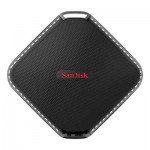 DISQUE SSD PORTABLE SANDISK EXTREME 500 120Go