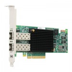 Lenovo Carte Fibre Channel EN0B LP PCIe2 16Gbits double port