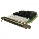 Small Tree Carte 10GbE Direct Attach Six port