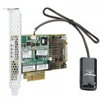 Adaptateur HP SA P430/2GB FBWC 6Gb Ctlr+Cable Kit