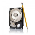 Seagate Disque Dur Terascale 4To avec ISE