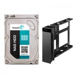 Seagate NAS HDD 4TB + Tiroir pour NAS 2-Bay et NAS 4-Bay