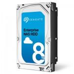 Seagate Disque Dur Entreprise NAS 8Tb + Rescue Data Recovery Service