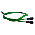 Broadcom Câble SAS NVMe U2 x8 SFF-8654 vers deux miniSAS HD