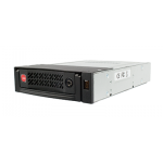 CRU Data Express DE110 SATA 6G, cadre et tiroir