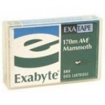 Exabyte Cartouche de données Mammoth - 20/40 GB