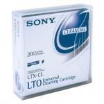 Sony Cartouche de nettoyage LTO Ultrium