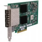 Adaptateur Qlogic Fibre Channel 8 Gb/s PCIe Quadruple Port