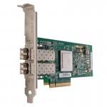 Adaptateur Qlogic Fibre Channel 8 Gb/s PCIe Double Port